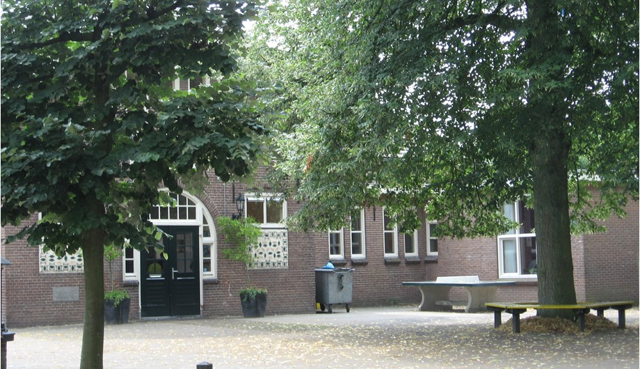 Schoolfoto van Julianaschool
